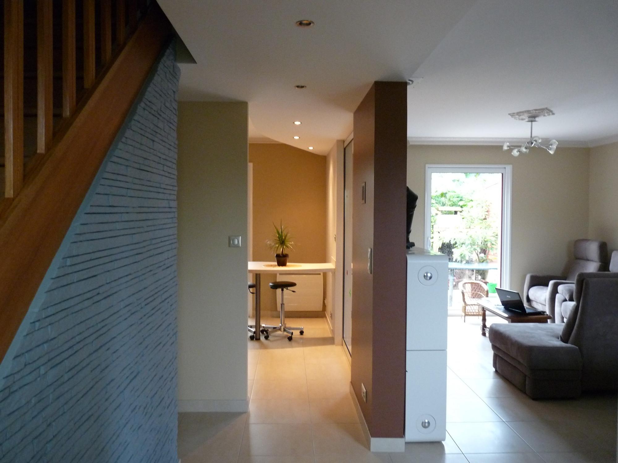 Maison chesnais architecture int rieure conseil d co for Architecture interieure maison